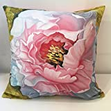 Clint Eagar Floral Decorative Pillow, 22'' x 22''