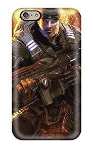 Shirley P. Penley's Shop New Fashion Premium Tpu Case Cover For Iphone 6 - Gears Of War Hd 1080p 6859507K24536073 WANGJING JINDA