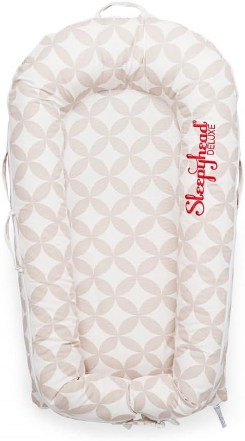 Sleepyhead Deluxe Plus Replacement Cover Coral Trellis