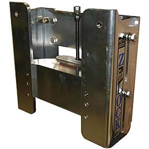 "T.H. Marine Z-Lock Man Jack Plate 10"" Jpz-10-Dp"