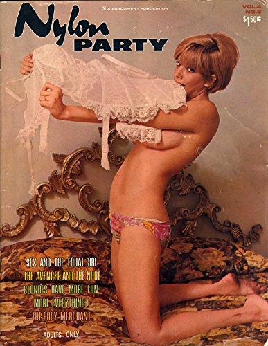 Nylon Party - Volume 4 Number 3 - 1967 [VINTAGE MEN