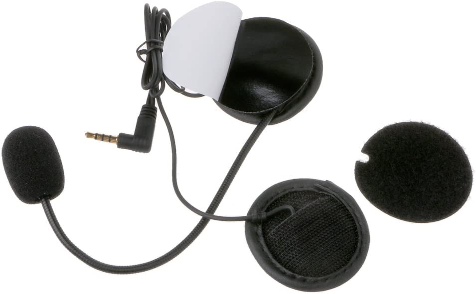 Keahup V6 Motorcycle Helmet Headset,Water Pump Impeller For 8-20 Outboard 63V-44352-01-00 Sierra 18-3040 Plastic