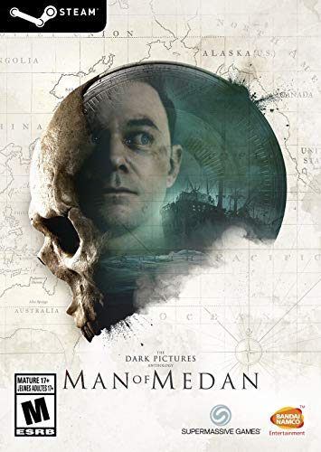 The Dark Pictures: Man of Medan Preorder Edition [PC Online Game Code]