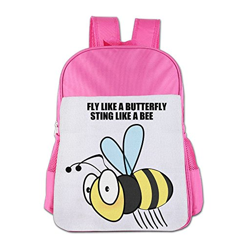 Kanduquyi Honey Bee Kids' Backpacks Cute Children Backpack Schoolbags For Boys And Girls - Donations Bee