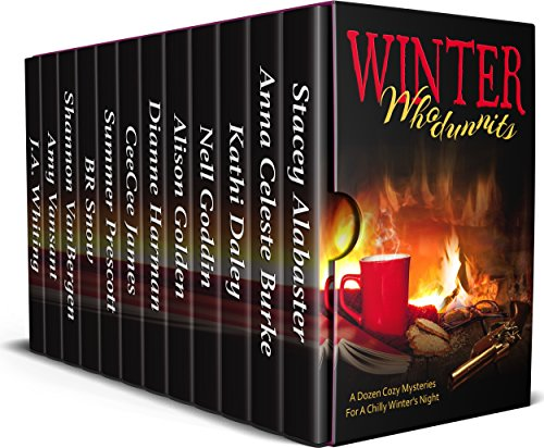 Winter Whodunnits: A Dozen Cozy Mysteries for a Chilly Winter's Night cover