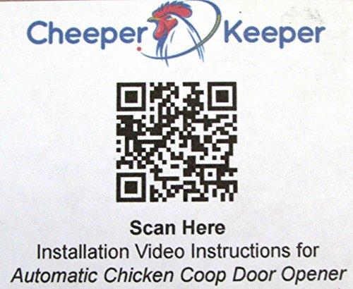 Automatic Chicken Coop Door Opener by Cheeper Keeper by Cheeper Keeper (Image #5)