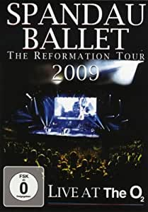 Spandau Ballet - The Reformation Tour 2009: Live At The O2, London [Alemania] [DVD]