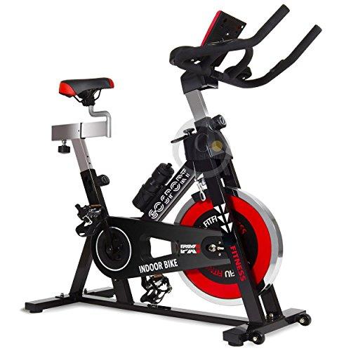 🥇 Bicicleta estática para entrenamiento aeróbico