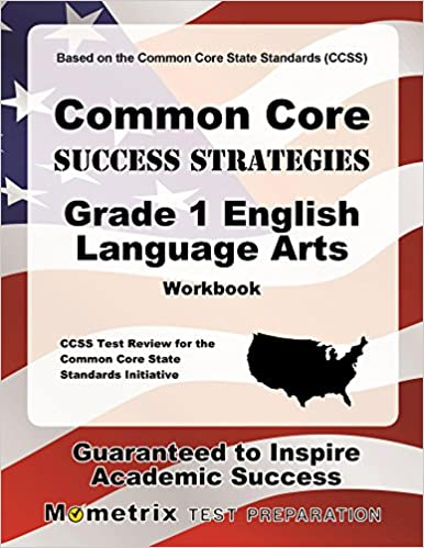 Common Core Success Strategies Grade 1 English Language Arts ...