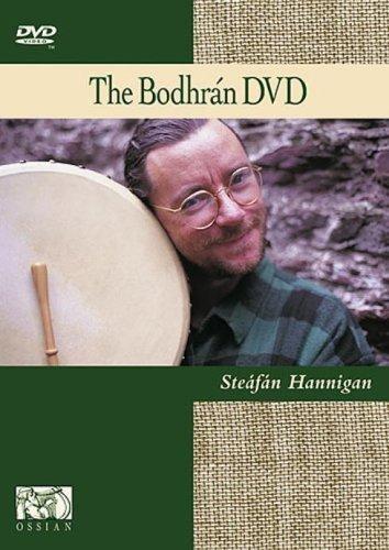 Steafan Hannigan: The Bodhran Dvd by Steafan Hannigan (2005-07-07)