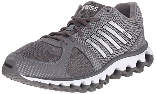 K-Swiss Herren X-160 CMF Trainingsschuh Kohle / Neutral Grau