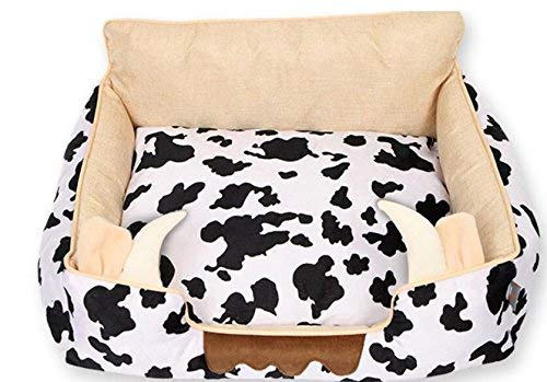 FERZA petsuppliesmisc Washable Cat Products Pet Bed Blanket Cat Sleeping Sleeping Bag Pet Bed Woven Mat Kennel Cattle S