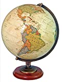 Replogle Adams Illuminated Desktop World Globe