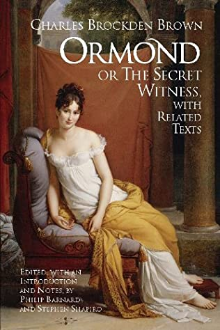 book cover of Ormond
