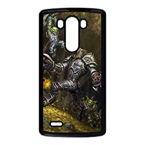 World Of Warcraft Game LG G3 Cell Phone Case Black Customize Toy zhm004-3881361