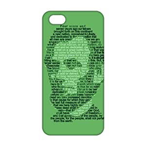 abraham lincoln quotes 3D Phone Case and Cover for iPhone 6 4.7