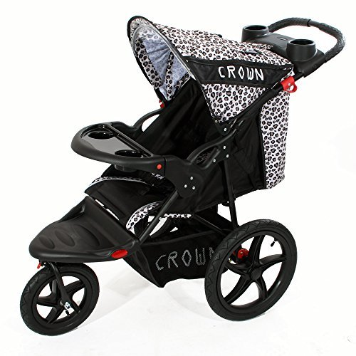 ST930 Jogger Pushchair with Large 16