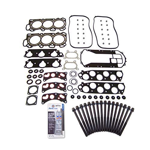 Head Gasket Set Bolt Kit Fits: 03-10 Acura Honda 3.5L V6 J32A3 J35A5 J35A6, J35A9