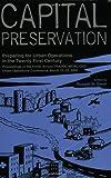 Capital Preservation, Russell W. Glenn, 0833030086