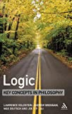 Logic, Goldstein, Laurence and Brennan, Andrew, 0826474098