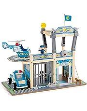Hape Metro Police Station Playset