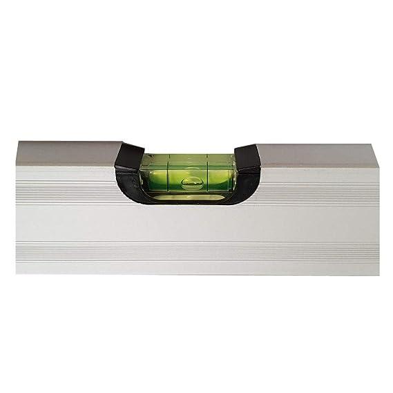 Aluminium Libelle Leicht 45d 80cm 3 Phiole 800mm Johnson Fliesen