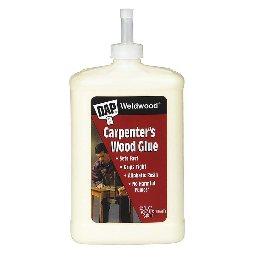 Weldwood Carpenters Glue, Yellow, 1 qt.