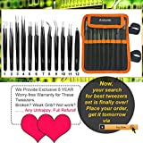 Tweezers, Precision Tweezer Set, Craft