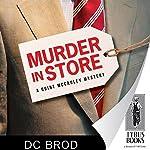 Murder in Store   D. C. Brod