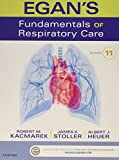 img - for Egan's Fundamentals of Respiratory Care - Textbook and Workbook Package book / textbook / text book