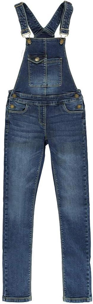 Lemon Beret Jeans Latzhose M/ädchen 140428