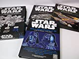 STAR WARS: The Complete Vehicle Cross-Sections and Blueprints (2 Books + posters)