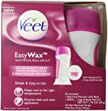 Veet Easy Wax Roll On Hair Remover Wax Kit, 1 Count