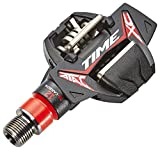 Time Atac Xc 12 Pedals Carbon/Red 124G 1307312