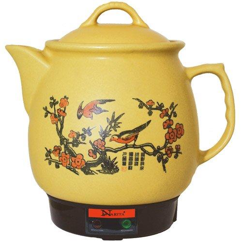 Narita Herbal Medication Pot Nep-480 4L