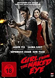 Amazon.com: The Girl from the Naked Eye (2012) [ Blu-Ray