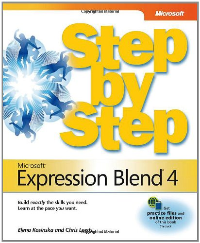 [PDF] Microsoft Expression Blend 4 Step by Step Free Download   Publisher : Microsoft Press   Category : Computers & Internet   ISBN 10 : 0735639019   ISBN 13 : 9780735639010