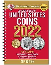 Redbook 2022 US Coins Spiral