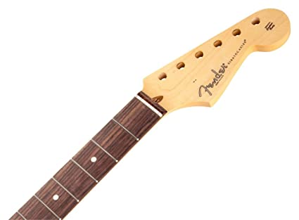 Fender Stratocaster Neck >> Amazon Com Fender American Stratocaster Neck Musical Instruments
