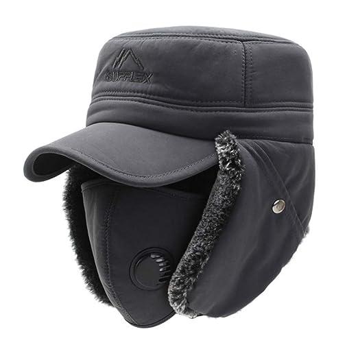Sombrero de soldado de caza unisex Unisex a prueba de viento Gorra ...