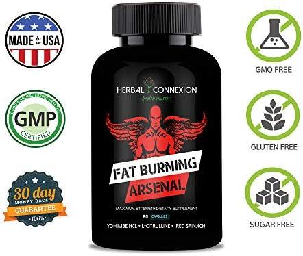 Fat Burning Arsenal Thermogenic Burner product image