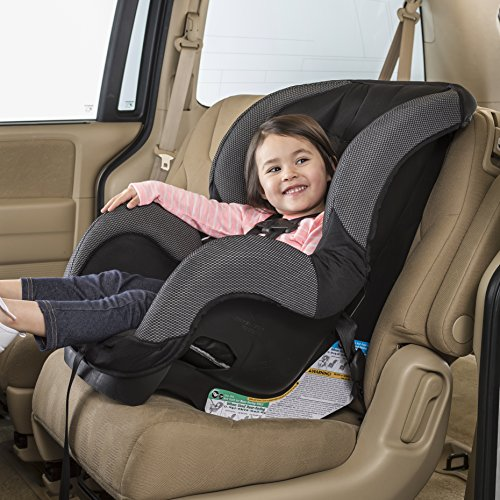 032884185924 - Evenflo SureRide DLX Convertible Car Seat, Paxton carousel main 7