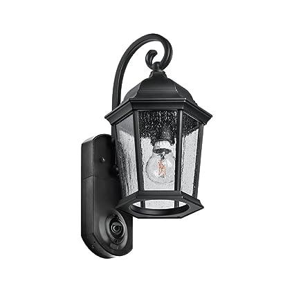 Amazon maximus video security camera outdoor light coach maximus video security camera outdoor light coach black compatible with alexa aloadofball Choice Image