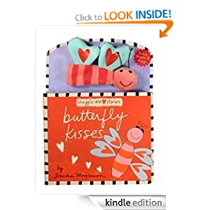 Butterfly Kisses (Board Books with Plush Toys) Sandra Magsamen
