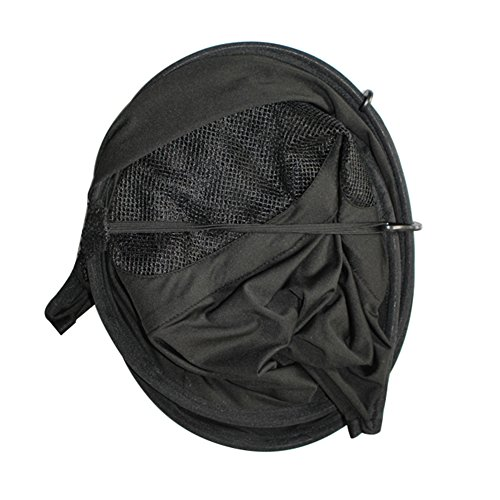 big-time Universal Canopy Baby Stroller Sunshade Cover BreathableLight-proofUPF 50+ UV Protection Stroller Cover for Baby Strollers (Black) by big-time (Image #4)