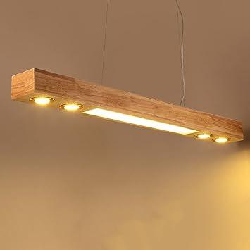Luz interior Araña de restaurante LED Lámparas de suspensión ...