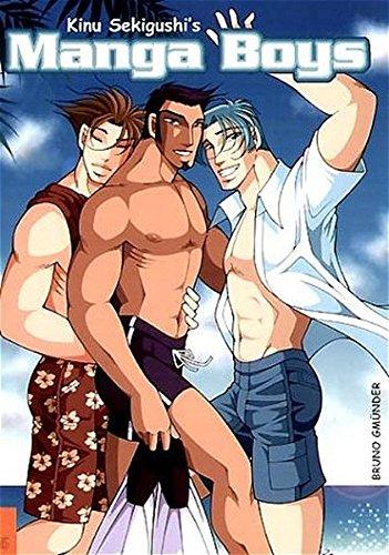 Manga Boys (Hot Shots) pdf