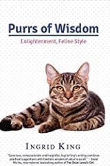 Purrs of Wisdom: Enlightenment, Feline Style Paperback