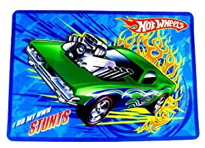 Amazon Com Hot Wheels Placemat Hot Wheels Placemat For