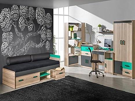 SMARTBett - Set Completo di mobili per Camera da Letto per ...